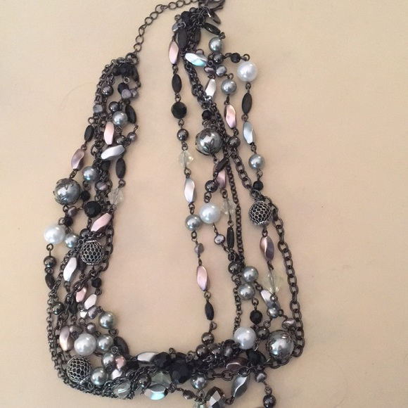 "Lia Sophia Jewelry - ""Katie"" lia Sophia necklace"